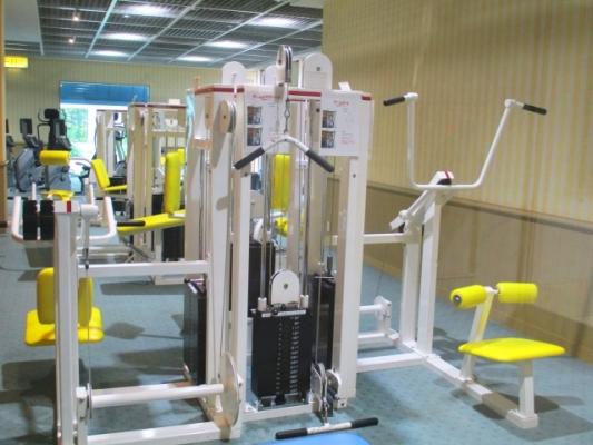 Training machine