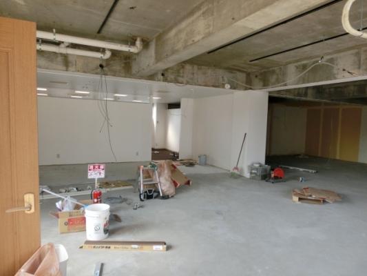 Interior work