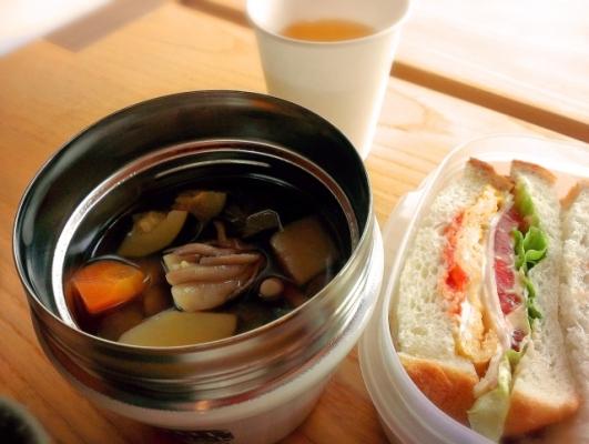Soup jar