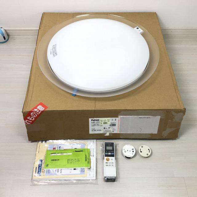 【照明器具】パナソニック シーリングライト LGC31605の買取.jpg