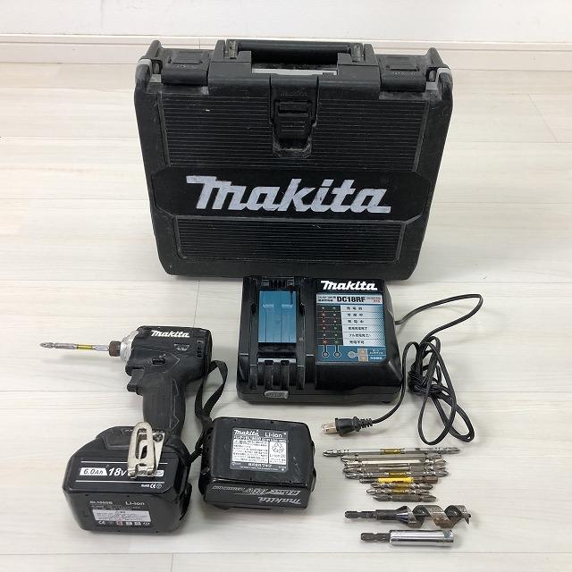 【電動工具】マキタ インパクトドライバ TD171DRGXBの買取.jpg