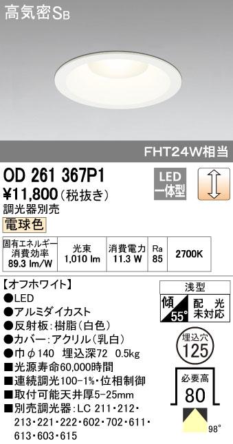OD261367P1