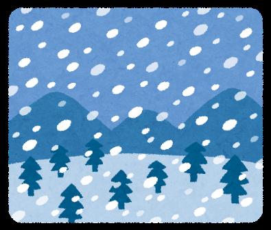 首都圏で大雪