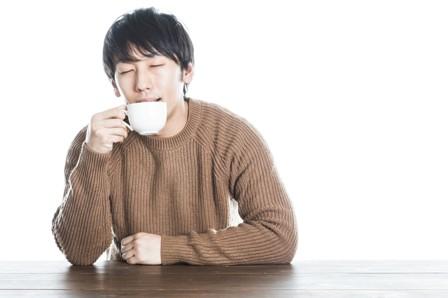 寒い冬の温かい飲み物