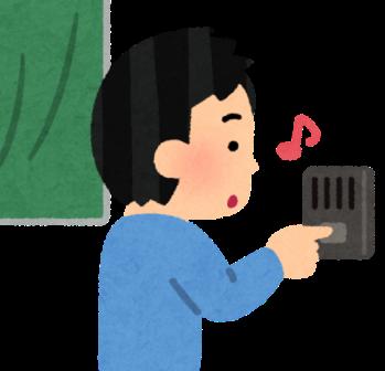 ドアホン インターフォン